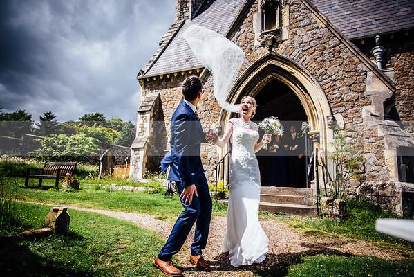 Sian & Kirk wedding