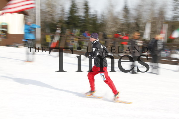 4th annual Moose Tracks Snowshoe Race