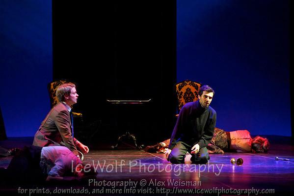 """Hamlet"" Invited Audience"