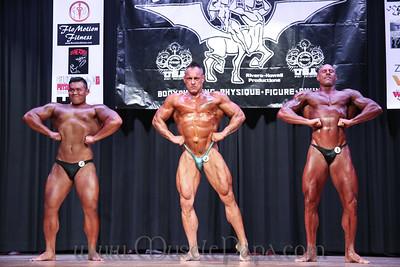 Bodybuilding Prejudging