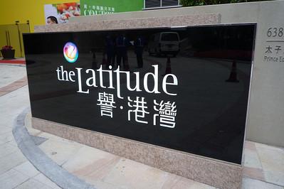 2011 Latitude showing