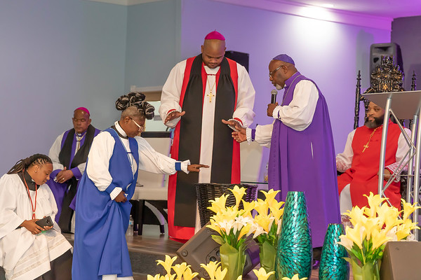 Rivers Flow Fellowship of Churches Holy Convocation (Friday)