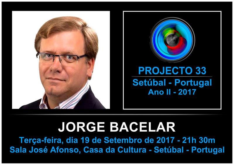 Jorge Bacelar - Setembro 2017