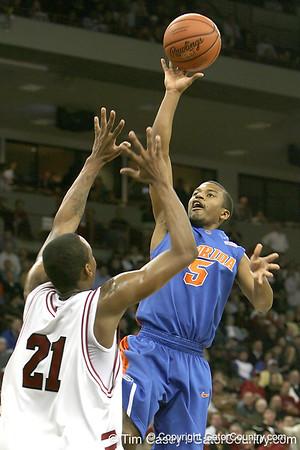 UF Men's Basketball at South Carolina, 1/23/08