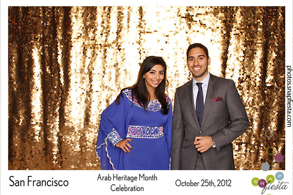 Arab Heritage Month @ SF City Hall 10.25.12