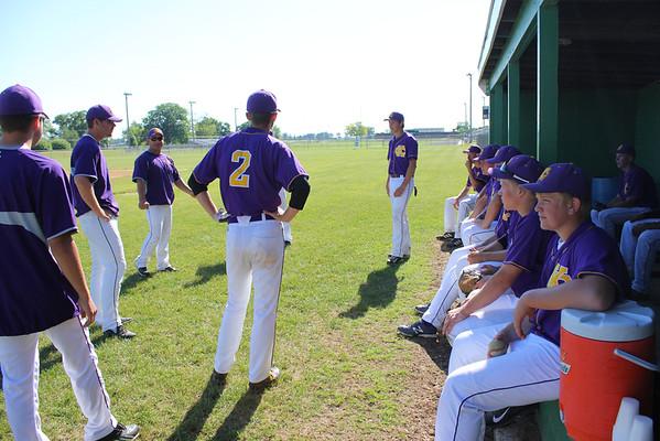 Baseball Regionals vs Lake Mich. Catholic - 6/7/14 - KCHS