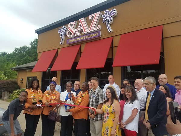 Saz Jamaican Restaurant