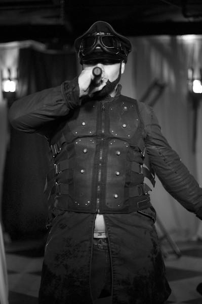 Infernal Doll Factory photos by John Shippee Photography