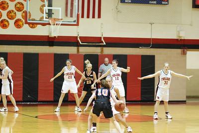 Girls' Basketball vs. Dalton