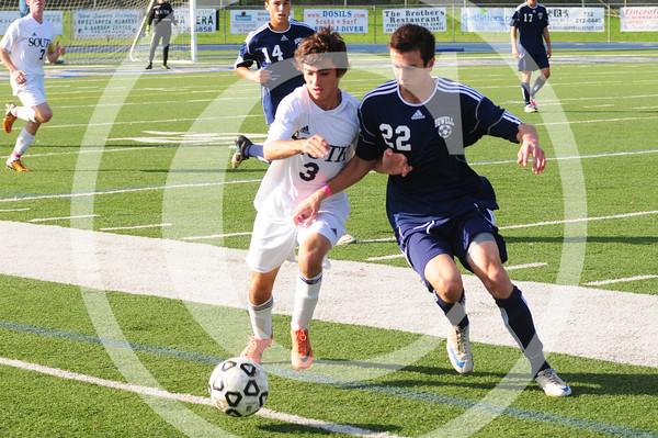 Howell vs MidSou 2012 Boys Soccer