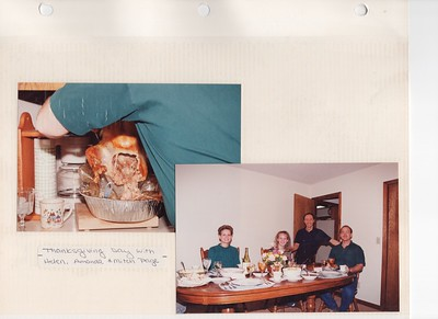 11-25-1993 Page's Thanksgiving & CFI Truck