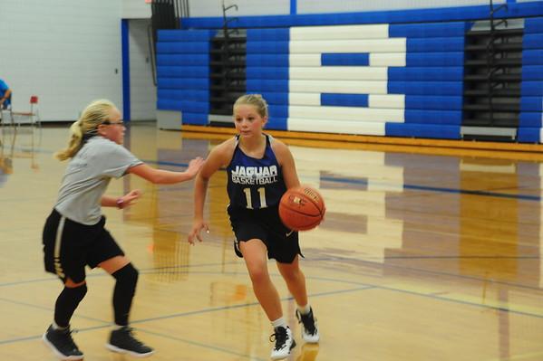 Austin Young Memorial basketball