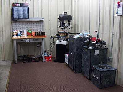 Shop Setup