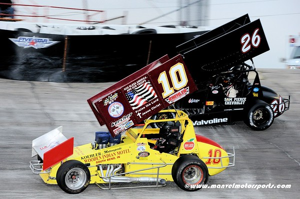 Anderson Speedway 20 May 2015