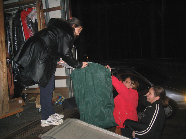 2006-03-24:  New York City Trip