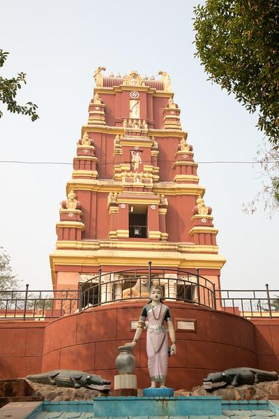 Shri Lakshmi Narayan Temple (Birla Temple) - Mandir, New Delhi - December, 2015