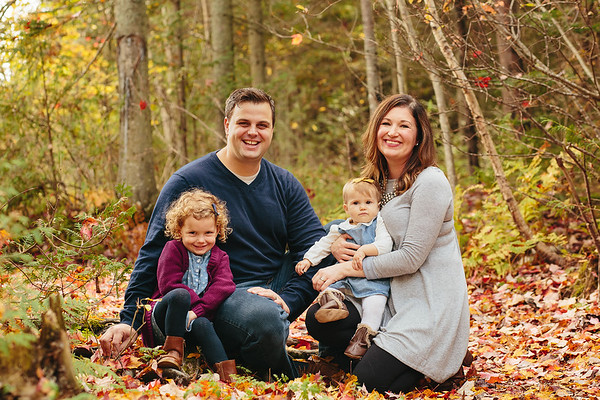 Fall Family Mini Sessions-The Burchells