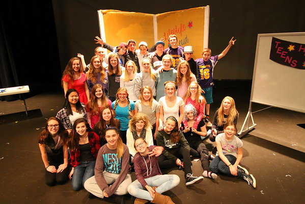 Middle School Play - 1/11/16 - KCMS