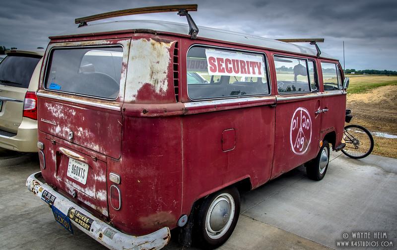 Security -- Photography by Wayne Heim