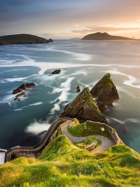 Dunquin and the Blasket Islands