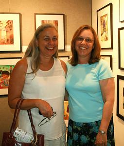 SCBWI 2007 Exhibit photos by Jackie Sherman