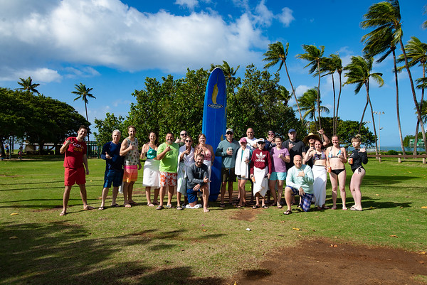 2019 Pacesetter Trip Maui Surfing