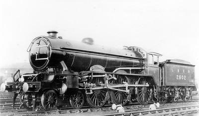 Gresley B17 'Sandringham' LNER era