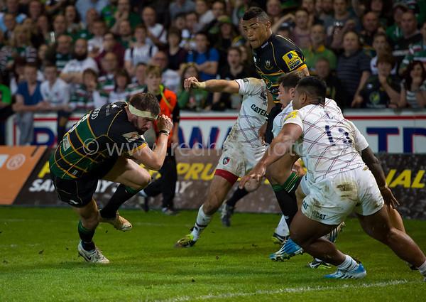 Rugby Union Season 2013-14