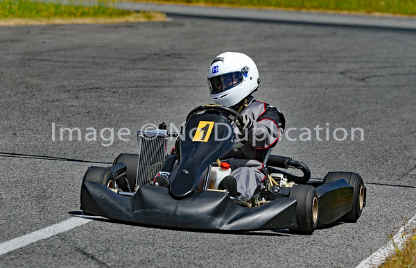 2020 Speed-Fanatics Kart Day (Red Group) & Track Day Faces August 3, 2020