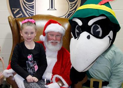 Santa & Rocky the Elf ~ 2015