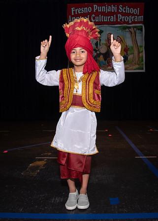 Fresno Punjabi School Program 2019