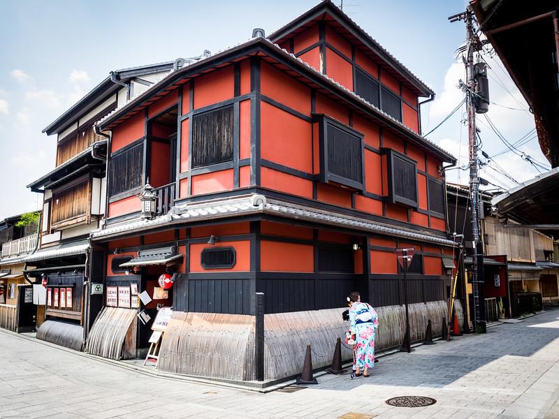 Geisha house?