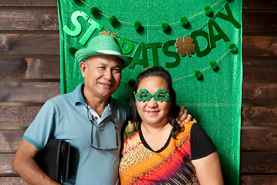 St. Patrick's Day Weekend - March 2017