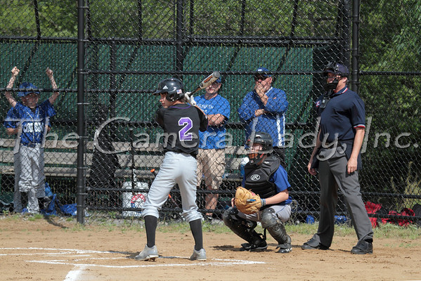 CHCA 2012 MS JH Baseball 05.09 vs Cincinnati Christian