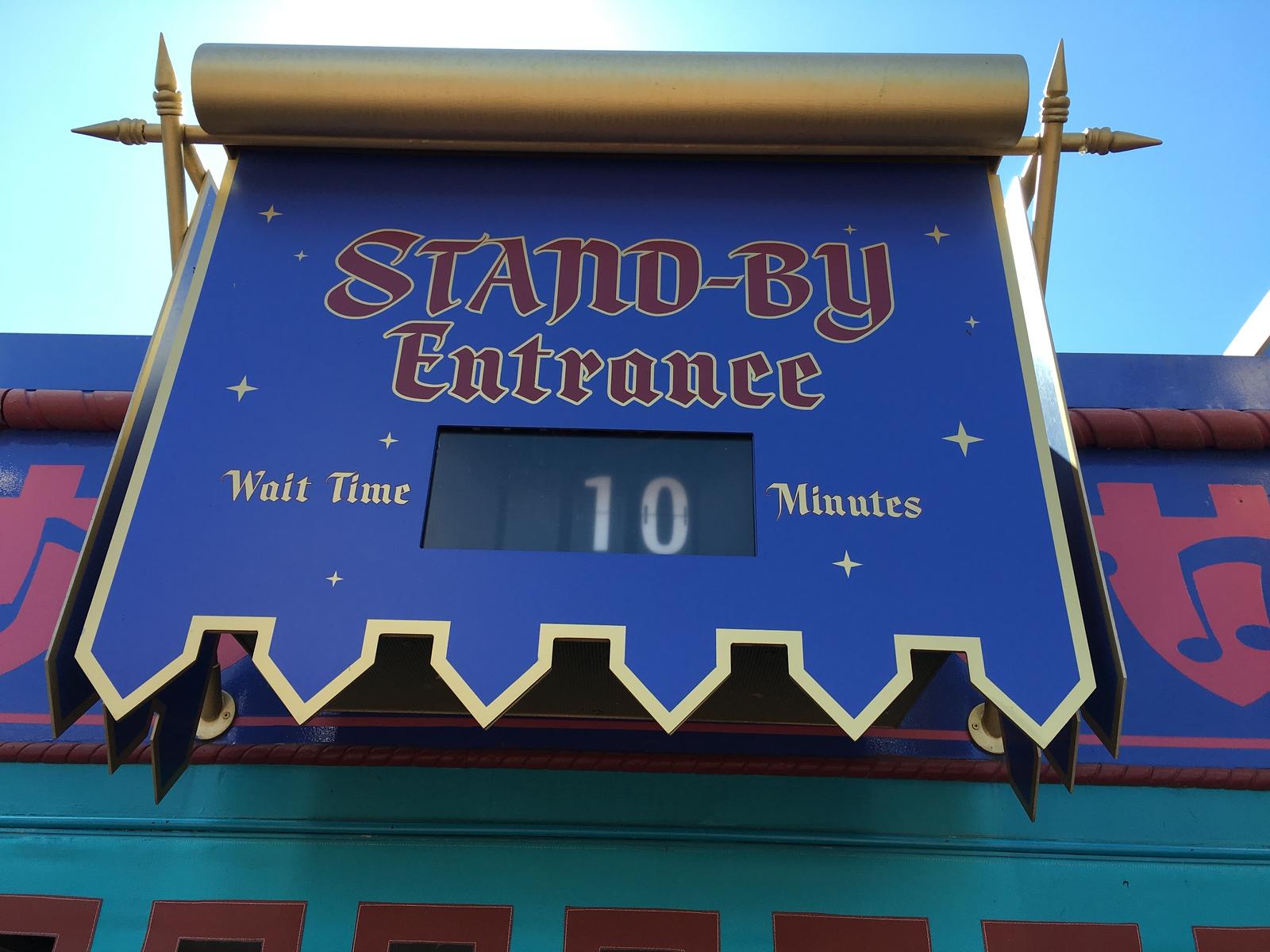 PhilharMagic Wait Time - Walt Disney World Magic Kingdom