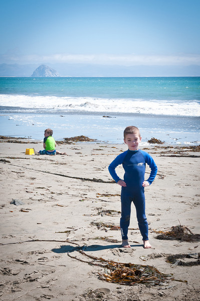 My cousins son was wake boarding and came in to say hi. I captured him in front of Morrow Rock