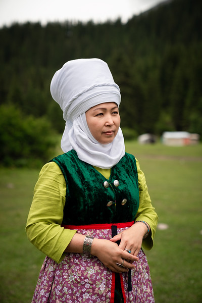 Portaits from Kyrgyzstan