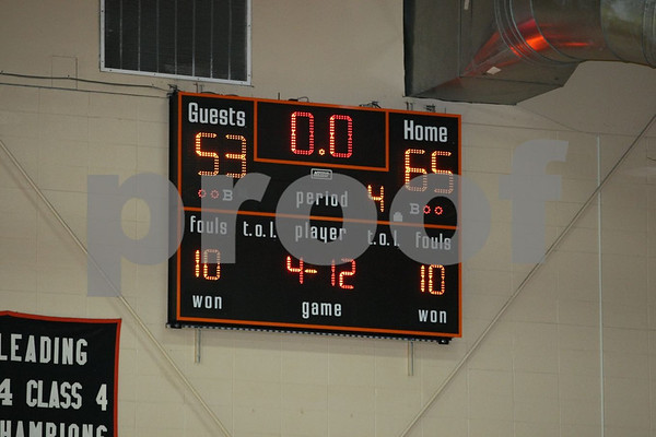 Varsity-Oak Grove vs Lexington 12-18-08
