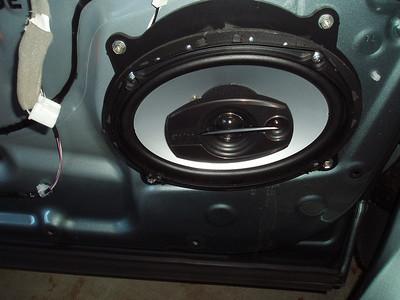 2011 Toyota Venza Front Speaker Installation