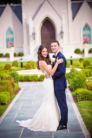 Megan and Steven