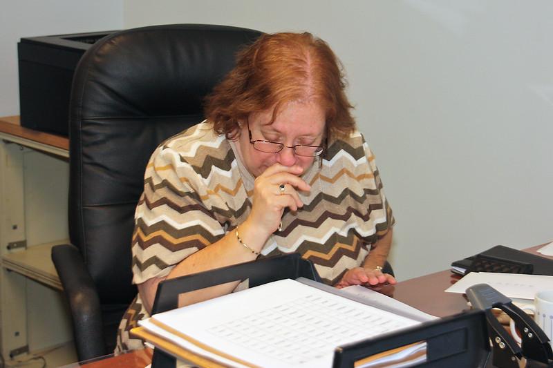 Carole's Retirement - June 2, 2011