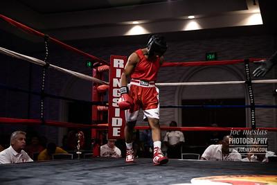 Mathew Aragon (W) vs Rubin Arroyo