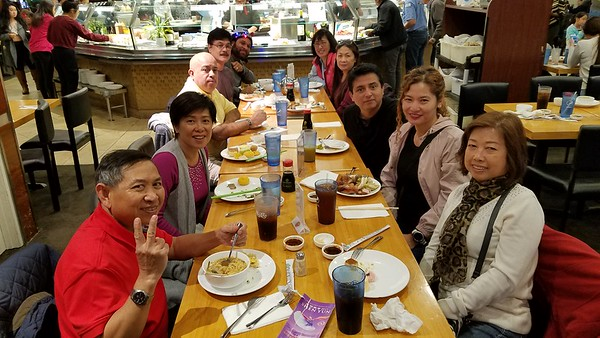 2018-11 Thanksgiving company lunch