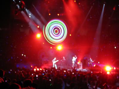 2012-04-28 Coldplay concert