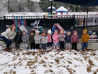 2020 Fun in the Snow!