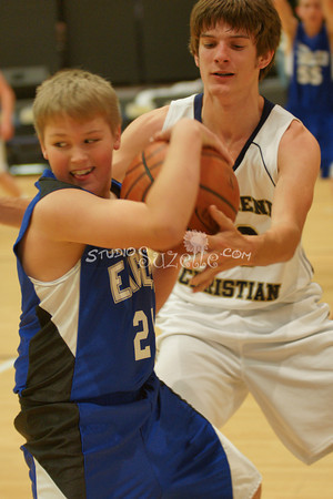 JV Basketball 2009-10