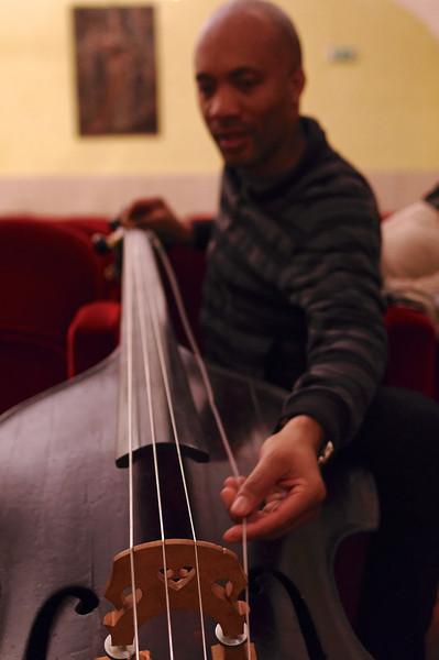 Luigi Martinale Trio, Standards & Originals For Jazz Trio - Accademia di Musica, Pinerolo, 14 gennaio 2014
