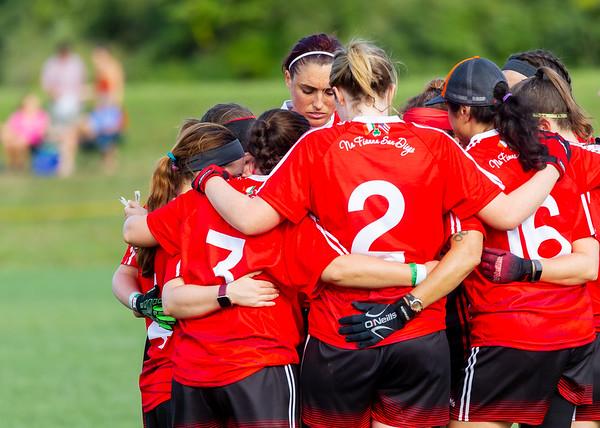 USGAA Junior B Ladies Football Semifinal