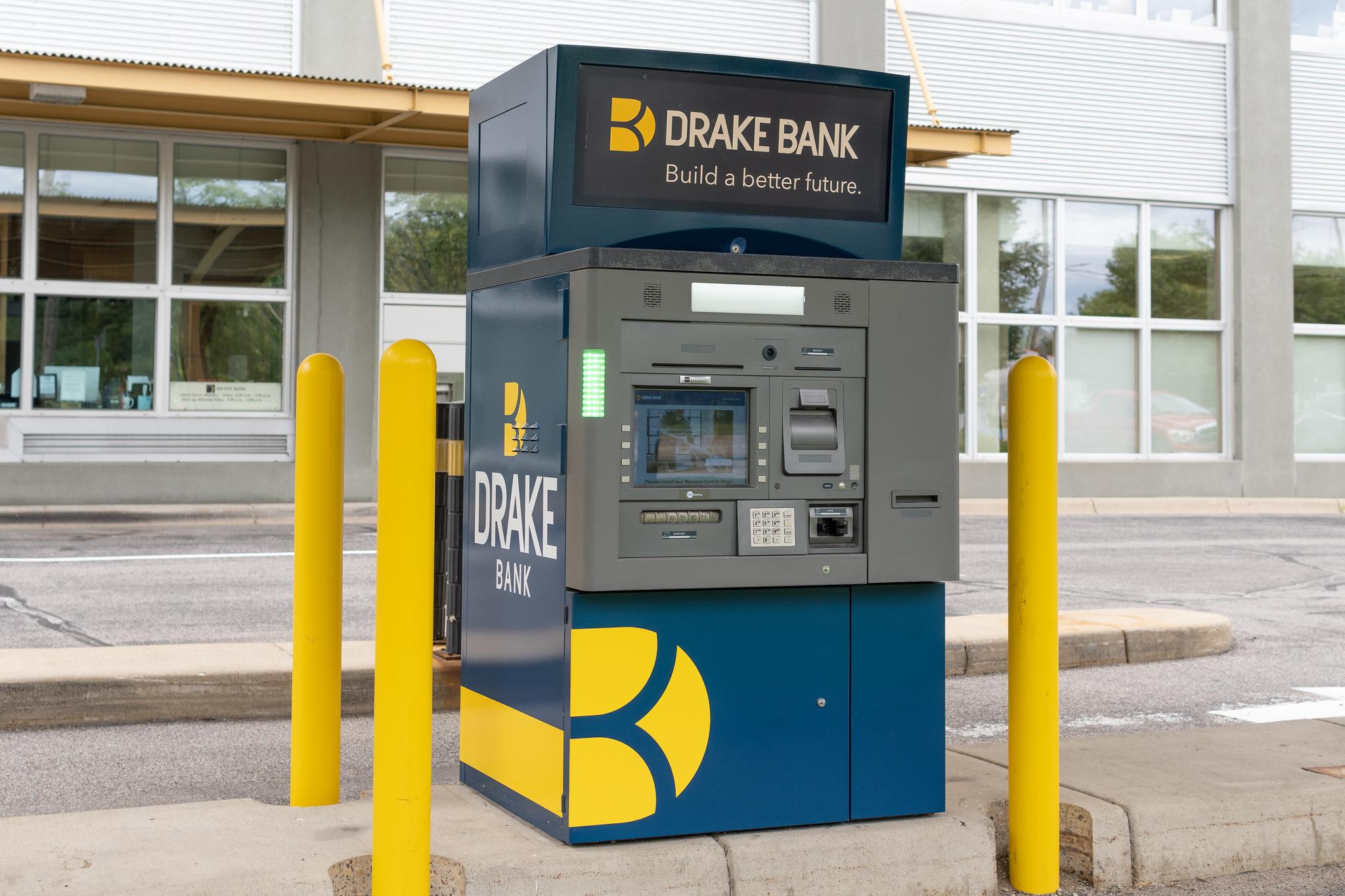 Drake Bank ATM