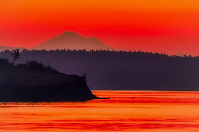 Island View Beach Sunrise